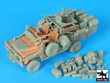 Land Rover Australian spec.for. big accesor. set  cat.n.:T35181, BLACK DOG, 1:35