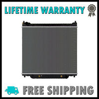 Replacement Radiator With Cap For Ford Fits Van E-150 E-250 Econoline 5.4 6.8 7.3 V10