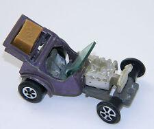 Vintage Johnny Lightning Topper TNT Metallic Purple, Decent Condition
