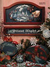 Tole Decorative Painting Briar Patch 3 Sandy Fochler Xmas Ornaments Clock Book