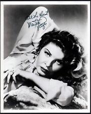Martha Raye signed classic vintage original 8x10 photo / autograph JSA COA