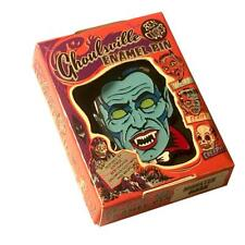 Blood of Dracula Enamel Pin Ghoulsville Ben Cooper Halloween Horror Vampire