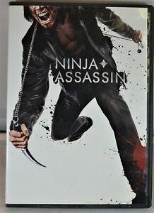 Ninja Assassin (DVD, 2010) - Pre-Owned