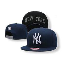 NEW ERA 9FIFTY SNAPBACK 9FIFTY MLB New York NY YANKEES, NAVY BLUE ADULT.