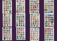 Great Stamp Collection From The Netherlands Ned-Indie Switzerland Asia & The US