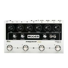 Mooer Preamp Live Preamp Pedal