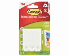3M Command Picture Hanging Strips Medium - Pack of 4