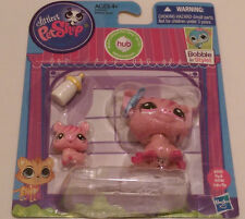 LPS Littlest Pet Shop MOMMY PIG #3595 & BABY PIG #3596 New Hasbro 2014