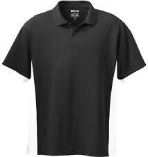 Adidas Golf Men's Climacool Polo Shirt - Black & White