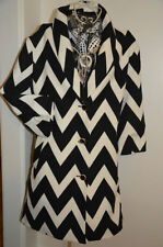 Polyester 3/4 Sleeve Hand-wash Only Geometric Tops & Blouses for Women