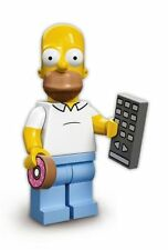 Genuine LEGO 71005-1 minifigures BN Homer Simpson series 1 cartoon