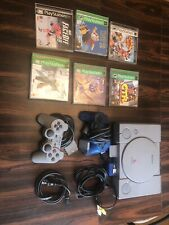 Playstation 1 Console Games Lot