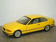 BMW 3 Series Coupe - UT Models 1:18 *42928