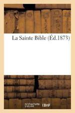La Sainte Bible (Paperback or Softback)