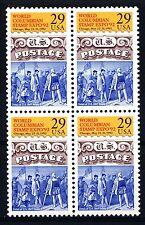 USA - STATI UNITI - 1992 - Esposizione Filatelica Internazionale di Chicago