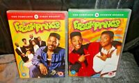 The Fresh Prince Of Bel-Air Season's 1 & 4 (DVDs, 9-Discs) FAST & FREE