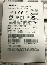 "HGST 100GB 2.5"" in SAS SLC SSD HUSSL4010BSS600 0B27395 Enterprise High Endurance"