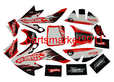 3M H Emblem Decals Graphics For CRF50 CRF 50 Honda Thumpstar SDG stickers faulty