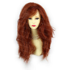 Wiwigs Romantic Wild Copper Red Untamed Long Wavy Ladies Wig