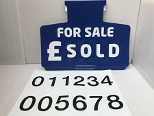 X 10 CAR FOR SALE Sign Board Sun visor price Unit sets, Complete with Figures