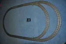 Playmobil Eisenbahn RC Train Schienen 16 Kurve, 6 Gerade, 2 Weichen + Prellbock