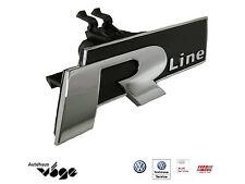 Original VW R-line Schriftzug für  Kühlergrill vorne, Tiguan 5N0853679 FXC rline