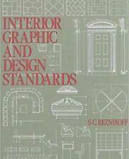Photocopy Book INTERIOR GRAPHIC and DESIGN STANDARDS S. C. Reznikoff 1986
