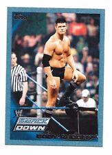 2010 Topps WWE Blue Cody Rhodes #d 1613/2010
