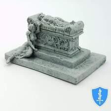 Sarcophagus A Statue - Waterdeep Dragon Heist City of the Dead D&D Miniature