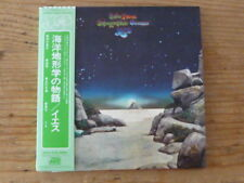 Yes:Tales SHM 2 CD Japan Mini-LP WPCR-13519/20 (rick wakeman jon anderson Q