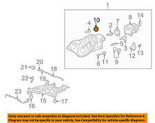 PORSCHE OEM 02-05 911 Headlight Head Light Lamp-Cap 99663112300