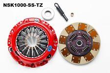 South Bend Clutch NSK1000-SS-TZ Stage 3 Clutch Kit 350Z G35 Z33 V35 VQ35DE