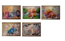 Disney Princess Pooh Tinkerbell Kid's Placemat