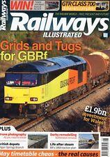 Railways Illustrated August 2018 Issue 186