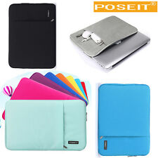 12.9-inch POSEIT Waterproof soft sleeve bag carry case pouch For Apple ipad pro
