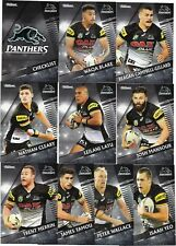 2018 NRL Traders Penrith PANTHERS Team Set
