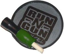 Flextone Michael Waddell Series Run-N-Gun Compact Friction Turkey Call - Slate