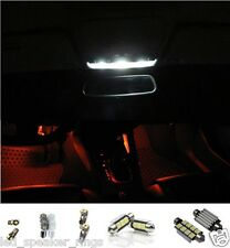 15pc VW Volkswagen Passat B7 Light SMD LED Interior Package Kit + RED FOOTWELL