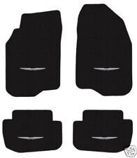 CHRYSLER 300C  FLOOR MATS ALL FOUR WITH WINGS LOGO 2011-2015