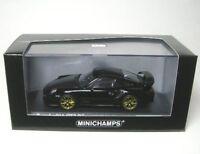 Porsche 911 GT2 RS (Black with gold wheels) 2010