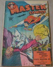 Master Comics #98 (Fawcett Publications, 1948) GOLDEN AGE!