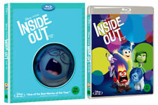 Inside Out - Blu-ray w/ Slipcover