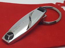 Llavero Mercedes, logotipo, emblema, excelente calidad, #10