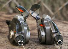 SRAM XX Shifter Set 10 Speed Trigger MTB Hybrid Mountain Bike 2x10 Carbon Fiber
