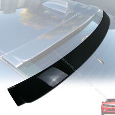 SHIP FROM LA- Paint Color black #668 BMW E90 3-Series A Type Window Roof Spoiler