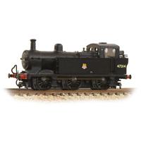Graham Farish 372-211A N Gauge BR Black Class 3F Jinty 47314