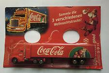 1:87 LKW-Truck-Coca Cola  Weihnachtstrucks! neuwertig in OVP              Nr.026