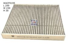 WESFIL CABIN FILTER FOR Volkswagen Golf 1.4L TSi 2013 04/13-on WACF0195