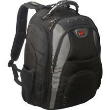 """Mancini Backpack for 17"""" Laptop Computer Black 91870-Black"""
