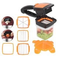 7 en 1 multi-cutter Nicer Dicer Super Slicer coupe-légumes Chopper Hot